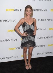 Sarah Hyland - Teen Vogue Young Hollywood Party 10/02/15
