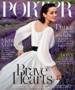 Marion Cotillard    Porter Magazine Winter 2015  Ryan McGinley photos