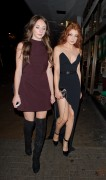 Nicola Roberts | Arriving @ her 30th Birthday Party in London | October 4 | 33 pics