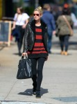 Nicky Hilton is spotted in a leather jacket downtown Manhattan - October 4-2015 x15