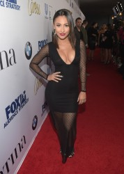 Francia Raisa - Latina Media Ventures Hosts Latina 'Hot List' Party in West Hollywood 10/6/15
