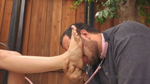 MenAreSlave - Kendall - Your Mouth Is Better Than Soap