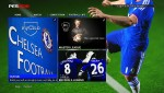 PES Chelsea FC Menu Graphic by asnann