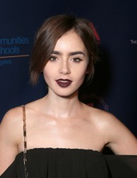 Lily Collins - Annual CAA Young Hollywood Party in West Hollywood 10/8/15