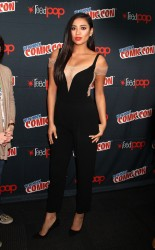 Shay Mitchell - New York Comic-Con 2015 Day 2 10/9/15