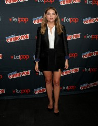 Ashley Benson - New York Comic-Con 2015 Day 2 10/9/15