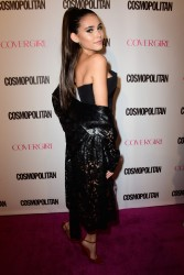 Madison Beer - Cosmopolitan's 50th Birthday Celebration in West Hollywood 10/12/15
