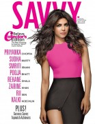 Priyanka Chopra - Savvy Magazine September 2015