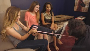 MenAreSlave - Teaching My Girlfriends 4, Part 1