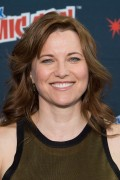 Lucy Lawless - STARZ' Ash vs Evil Dead Panel At Hammerstein Ballroom During New York Comic Con 10.10.2015