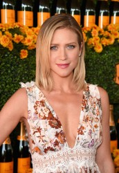 Brittany Snow - Sixth-Annual Veuve Clicquot Polo Classic in LA 10/17/15