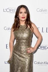 Salma Hayek - 22nd Annual ELLE Women in Hollywood Awards 10/19/15