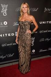 Heidi Klum - Gabrielle's Angel Foundation 2015 Angel Ball in NYC 10/19/15