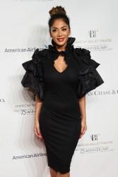 Nicole Scherzinger - American Ballet 75th Anniversary Fall Gala in NYC 10/21/15