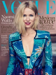 Naomi Watts - Vogue Australia Oct.2015 - Oct.22, 2015