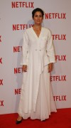 Carrie-Anne Moss - Netflix Launch In Milan 22.10.2015 x13