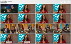 FRAN DRESCHER *cleavage* - Access Hollywood Live - 1215.10.05