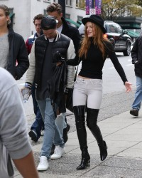 Bella Thorne - Out in Vancouver 10/24/15