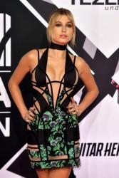Hailey Baldwin - 2015 MTV EMA Awards in Milan 10/25/15