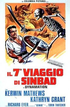 Il 7º viaggio di Sinbad (1958) DVD9 Copia 1:1 ITA-MULTI