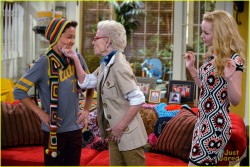 "Dove Cameron in 'Liv and Maddie' S3EP06 ""Grandma-A-Rooney"" x9 tagged"