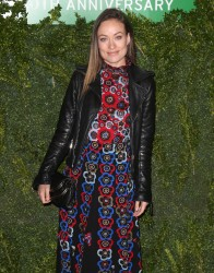 Olivia Wilde - Lunchbox Fund Benefit in NYC 10/26/15