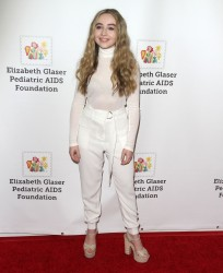 Sabrina Carpenter - A Time for Heroes Event in Culver City 10/25/15