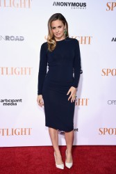 Alicia Silverstone - 'Spotlight' Premiere in NYC 10/27/15