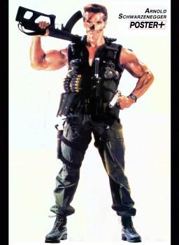 Коммандо / Commando (Арнольд Шварценеггер, 1985) 0bb9ce443904905