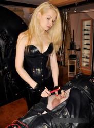 FemmeFataleFilms - Mistress Eleise de Lacy - Floating Torment complete