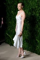 Amanda Seyfried - 12th Annual CFDA/Vogue Fashion Fund Awards in NYC 11/2/15