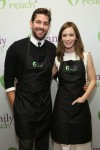 Emily Blunt - Family Reach's Cooking Live from New York in New York November 2-2015 x15
