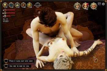75a8d4444824699 - Seducing the Throne is ready! (Lesson of passion)