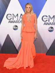 Carrie Underwood - 49th Annual CMA Awards in Nashville 11/4/15