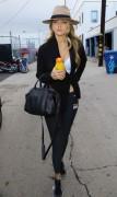 Gigi Hadid - Arriving at a spa in LA 11/3/15