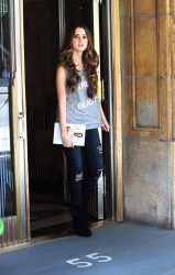 Laura Marano - Out in NYC