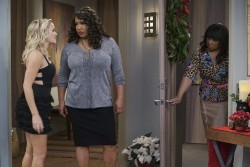 """Emily Osment - Little Black Dress from """"Young & Hungry"""""""