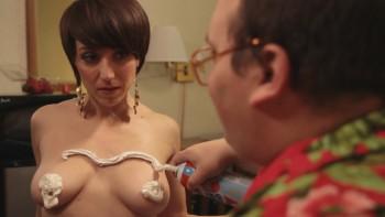 Le nackt  Nicolette Faye Rite of
