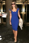 Elizabeth Hurley Seen at Today Show in New York November 10-2015 x8