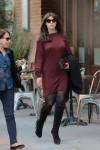 Monica Bellucci  walk in Tribeca New York November 4-2015 x12