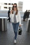 Hilary Swank at Los Angeles International Airport November 10-2015 x6