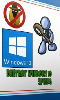 Destroy Windows 10 Spying v1 5 430
