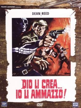 Dio li crea... Io li ammazzo! (1967) DVD9 Copia 1:1 ITA-MULTI