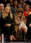 Caroline Wozniacki - attends NBA-Game Madison Square Garden in NY November 13-2015 x4