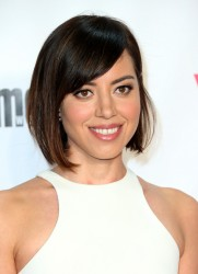 Aubrey Plaza - VH1 Big in 2015 with Entertainment Weekly Awards 11/15/15