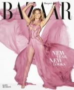 Kate Hudson-  Harper's Bazaar Magazine Dec/Jan 2015/2016.