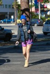 Kaley Cuoco is seen out and about in Los Angeles November 16-2015 x7