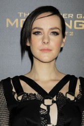 Jena Malone - Hunger Games: Mockingjay Part 2 premiere NYC Nov 18 2015