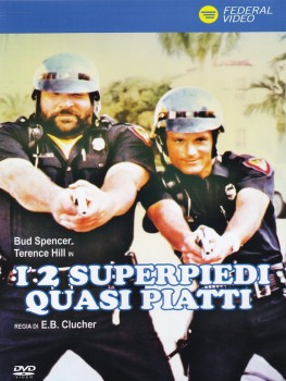 I due superpiedi quasi piatti (1977) DVD9 Copia 1:1 ITA-GER