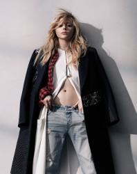 Chloe Moretz - Nylon Magazine December 2015